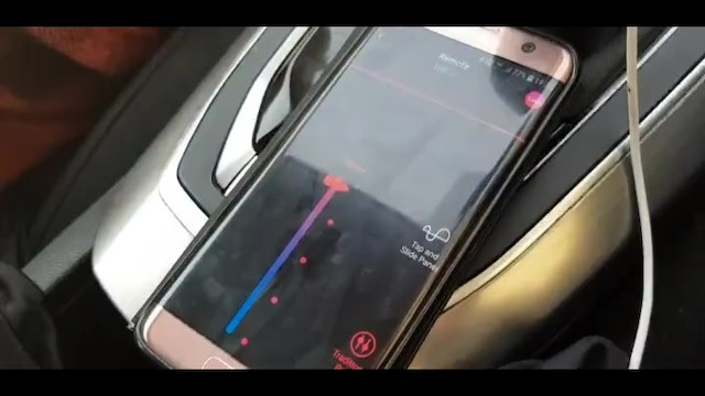Step mom sneaks into step son car and fuck him to cum 9