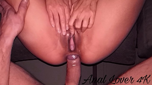 Deep anal interracial Fuck off crack my ass deep, i like to feel my ass dilating - pov anal lover 4k