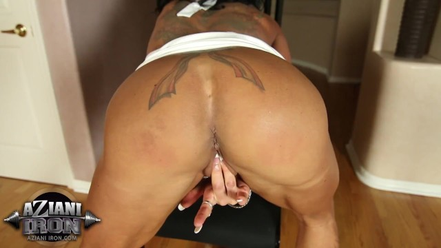 Ashton Shows Off Her Cock Worshipping Skills 17