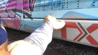 TRAIN TRACKS HOOKER LINK $25 NO CONDOM FKYEAAH