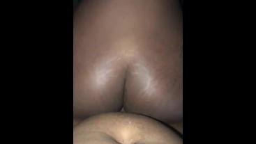 Big ass ebony getting fucked