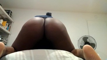 Twerking on My Bed