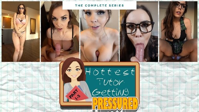 Hottest female stripper Hottest tutor getting pressured - complete - immeganlive