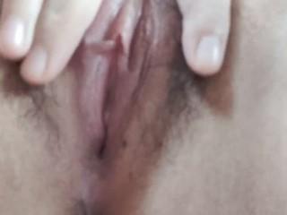 My tight hairy...