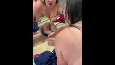 Husband fucks me like a dirty little whore