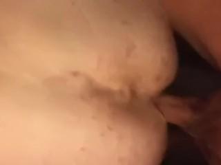 White slut bottom get fucked bareback top 2...