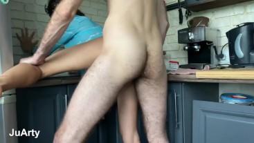 Tinder babe sucks dick and fucks 4K