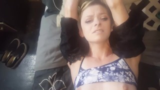 Tied Anal Fucked