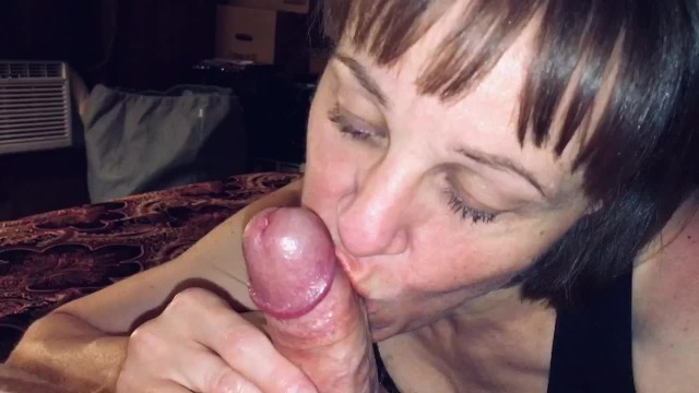 Instructional film of every sex act Mature cougar sucking younger man while husband films
