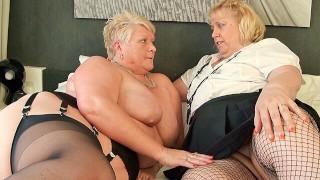Fat Granny Lesbian