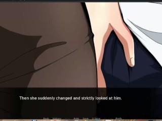 Hentai uncensored she fucks mythical detective...