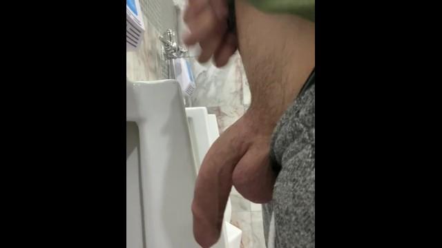 Dick public big Dick slips
