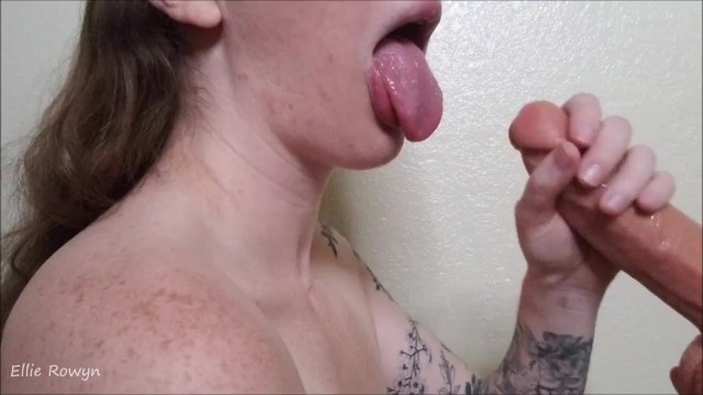 Amateur;Blowjob;Fetish;Red Head;Exclusive;Verified Amateurs;Solo Female;Tattooed Women kink, redhead, spit, spit-fetish, blowjob, dildo-sucking, close-up, tattoos, tattooed, gagging, deepthroat, dick-sucking, blow-job, mouth-fetish, tongue-fetish