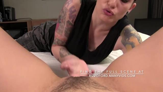Butch Lesbian Licking Pussy