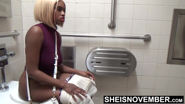 Tricks to pass a piss test Msnovember in college bathroom pissing after difficult test on, curvy thighs exposed sheisnovember