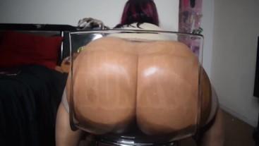 """58"""" Pantyhose Ass"""