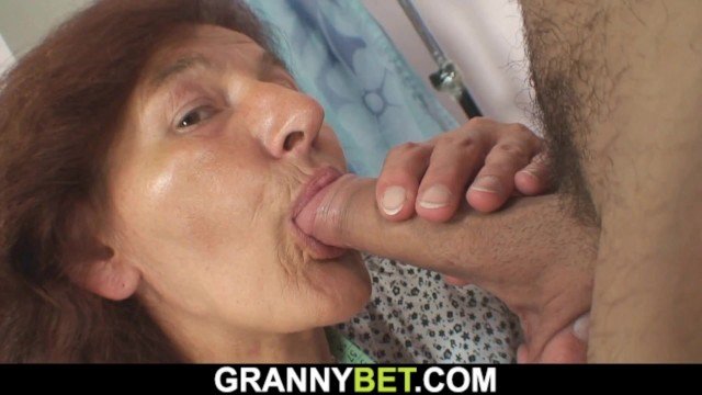 Sewing pussy tube Hairy sewing granny and boy hot fuck on the floor