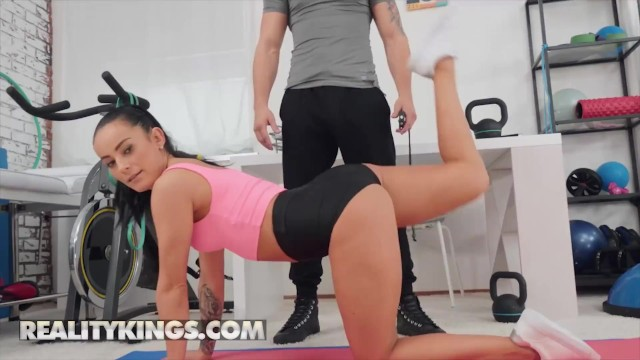 Reality Kings - Petite Babe Lexi Dona Pounded By Her Personal Trainer 20