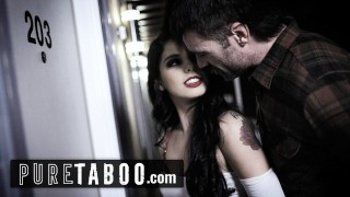 pure taboo woman double creampied in motel – teen porn