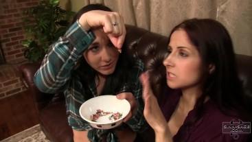 Tasty Tinies - Hannah Perez And Sinn Sage