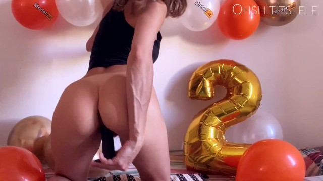 Jades naked celebrity Happy birthday modelhub lele o fucks her dildo to celebrate mh birthday join the party