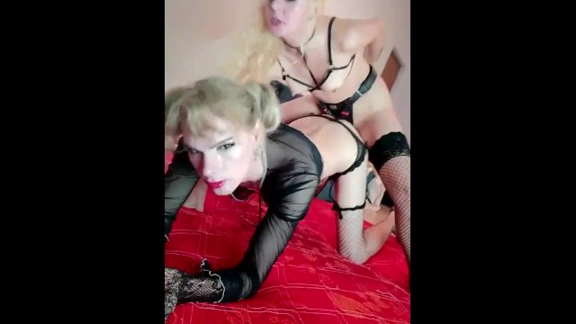 Sissy strapon tgp fiction Sissy cumming on the strapon her wive