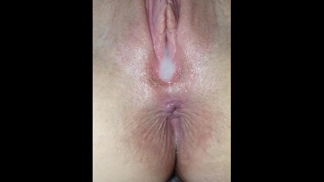 Skinny Teen Spreading Pussy