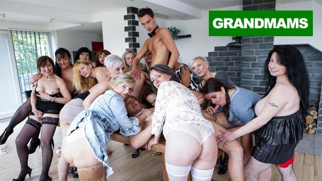 Fuck ing sister Biggest granny fuck fest part 2