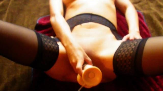変態熟女の朝からオナニーmasturbation from the Morning of a Kinky MILF