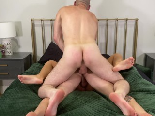 Sommer Brooke's FIRST Bisexual MMF Threesome with Johnny Hill