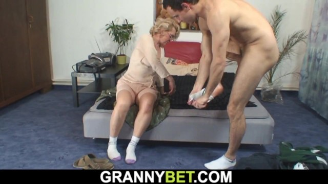 6o year old milf videos Hot granny games with 60 years old woman