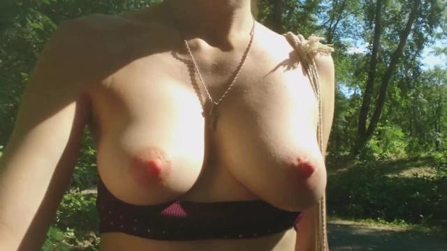Nude pics free fit women True russian beauty: nude naked walk outside in the park