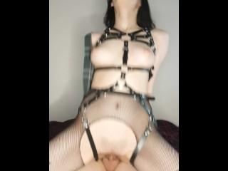 Real Amateur Sex and Huge Cumshot