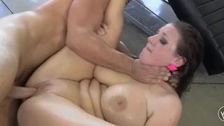 Angela White x Toni Ribas Busty Babe Fucked Hard and Rough
