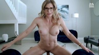 Screen Capture of Video Titled: Step Mom wants me to Fuck Her before my Dad Gets Home - Cory Chase