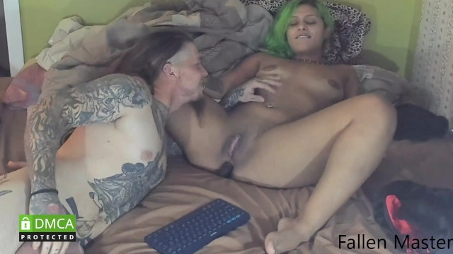 Cunts unlimited That slave cunt lickin my ass and then getting fucked hard one hour