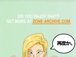 Dragon Ball - Android 18 And Seru Sex Scene And More P11