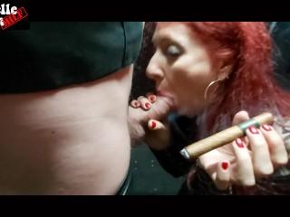 Mature big tits smoking cigar and fucking Cigar Porn Videos Fuqqt Com