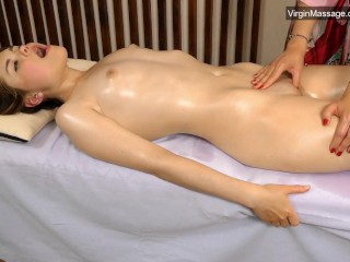 Girl sex massage Mother Takes