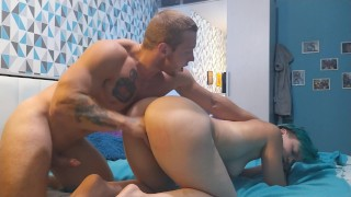 I finally fucked my girlfriend with a big butt and tight pussy. Sosweetyfuck 4k