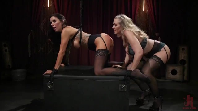 Anne poll naked Rendezvous with destiny: julia ann gets her revenge on gia dimarco