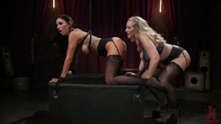 Rendezvous With Destiny: Julia Ann Gets On Gia DiMarco