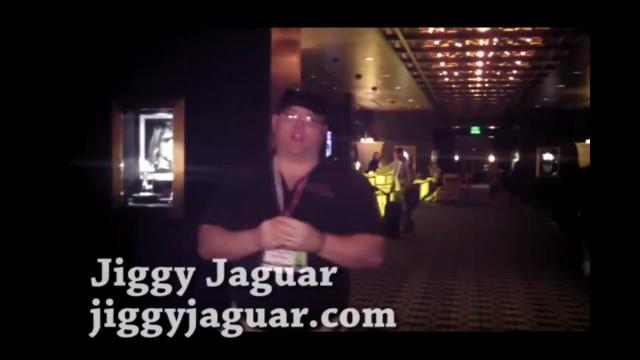 Joanna Angel w- Jiggy Jaguar AVN Expo 2017 Las Vegas NV 4