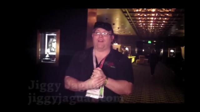 Joanna Angel w- Jiggy Jaguar AVN Expo 2017 Las Vegas NV 27