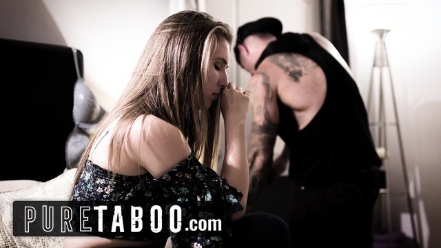 Fat man pornstars Pure taboo college babe lena paul gives it up to repo man