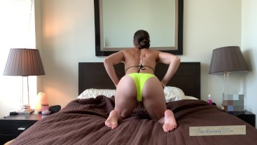 Sexy Morning Thick Booty Workout