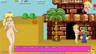 Peach's Untold Tale World 2