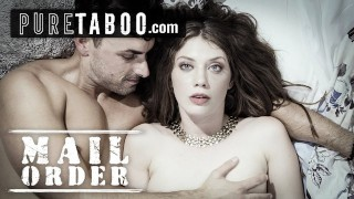 pure taboo mail order bride gets creampie