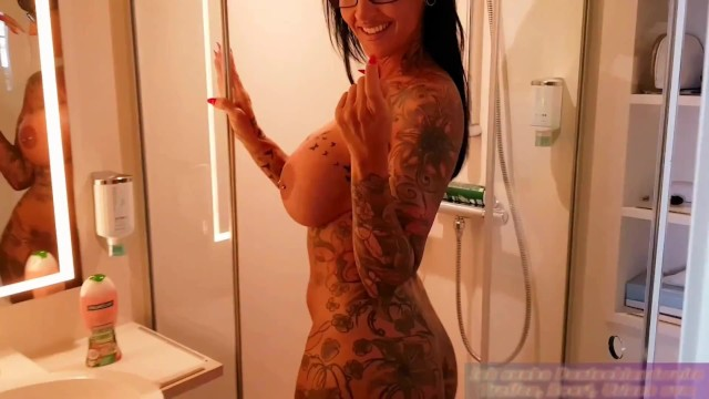 Badezimmer Blowjob Freund Wifes Best porn