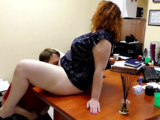 Fuck pee office...